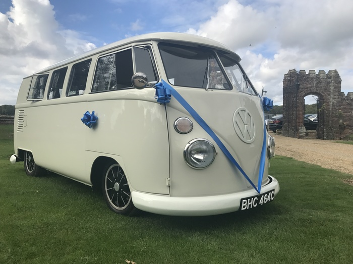 vintage wedding car medway New Album of The White Van Wedding Company 31 Kenmere Road - Photo 6 of 7