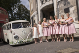 camper wedding hire The White Van Wedding Company 31 Kenmere Road