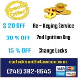Car Locksmith Clawson