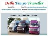 Pricelists of Luxury Tempo Traveller on Rent