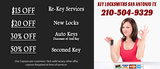 Pricelists of Key Locksmiths San Antonio