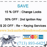King Locksmith Of Friendswood