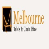 Melbourne Table and Chair Hire