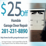 Humble Garage Door Repair