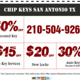 Chip Keys San Antonio TX
