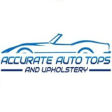 Accurate Auto Tops & Upholstery