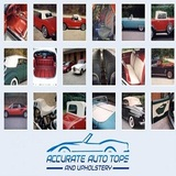 New Album of Accurate Auto Tops & Upholstery