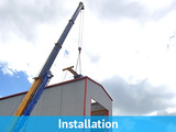 lifting equipment services Swansea