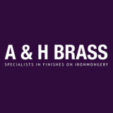 A & H Brass - Specialists In Finishes On Ironmongery