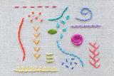 Profile Photos of Embroidery for Beginners