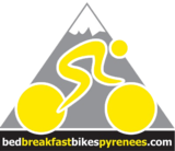 Bed Breakfast Bikes Pyrenees 2 Place du Cazal,