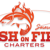 Fish on Fire fishing charters Sarasota