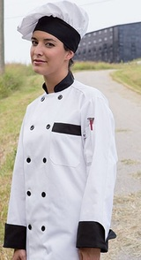 Chef Coat, Chef Trouser, Pant, Chef Hat