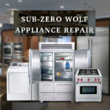 Sub-Zero Wolf Appliance Repair