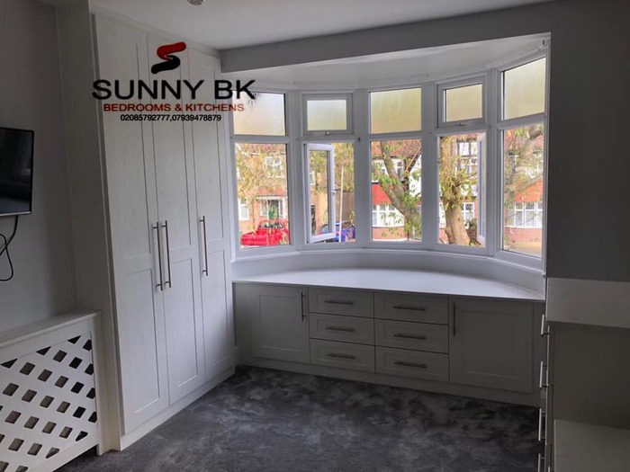 Sunnybk Wardrobes of Sunny Bedrooms and Kitchens Ltd Unit D1 Tamian Way - Photo 1 of 5