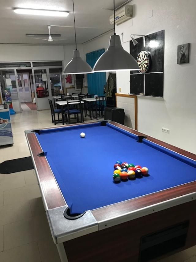 Pool table in bar New Album of Pet Holidays Spain Brantford, Cliff Road - Photo 7 of 7