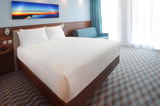 Queen Room at Hampton by Hilton London Stansted Airport