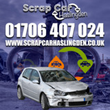 Scrap Car Haslingden