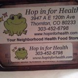Hop In For Health of Hop In For Health
