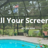 Windermere Pool Screen Repair