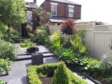 Cream ColourFence, ColourFence Garden Fencing - Harborough, Kibworth, Kibworth Beauchamp, Leicester