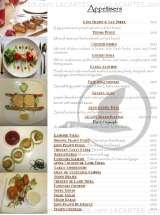 Menus prices 7 pages akash restaurant yeovil for Akash indian cuisine
