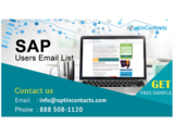 SAP Users Email List