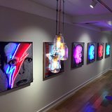 Louis Sidoli Neon Art: Studio / Gallery