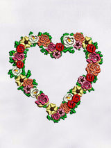 New Album of Embroidery Flowers