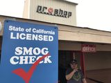State of California LICENSED- Proshop's Office Area at Colton, CA