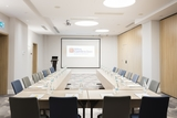 Meeting Room at Hilton Garden Inn Bucharest Old Town Hilton Garden Inn Bucharest Old Town 12 Doamnei St