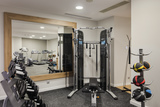 Fitness Center at Hilton Garden Inn Bucharest Old Town Hilton Garden Inn Bucharest Old Town 12 Doamnei St