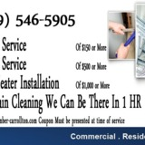 Residential Plumber Services in, Carrollton