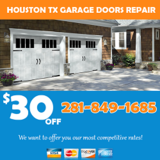 Houston Garage Doors Repair