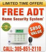 Pricelists of ADT Home Security Miami