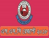 SSC Result 2018 All Education Board, Dhaka