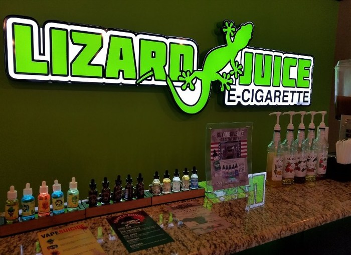 Profile Photos of Lizard Juice Vape - Tampa 4555 W Kennedy Blvd - Photo 2 of 6