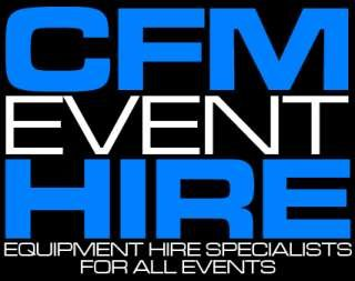 VIP And Corporate Event Production In Cambridge, Norwich, Peterborough, Ipswich, Bury St Edmunds, Norfolk, Suffolk, Cambridgeshire, East Anglia, Call CFM Event Production - 0843 289 2798