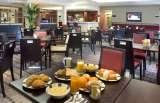 Enjoy a great start to your day with a completely free buffet breakfast at Holiday Inn Express
