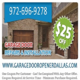 Garage Door Opener Dallas