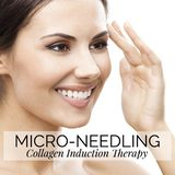 Profile Photos of Microneedling Treatment Therapy