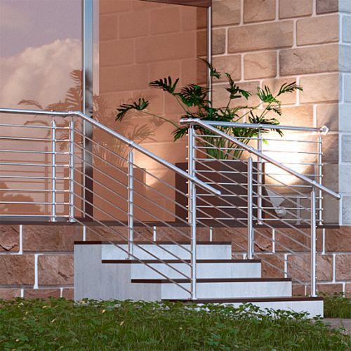 Profile Photos of Spiral Stairs, Railing And Stair Threads 228 East Clinton Ave - Photo 5 of 6