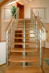 Profile Photos of Spiral Stairs, Railing And Stair Threads
