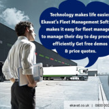 Ekavat |logistic software |fleet management software|courier software