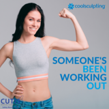 CoolSculpting - Someone's been Working Out