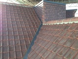 tile roofing install and repair london.