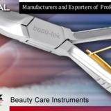 Beau-Tek Manicure and Pedicure Manufacturer & Exporter