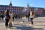 Strawberry Tours - Free Walking Tours Madrid Plaza Isabel II