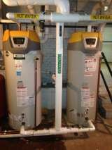 Commercial water heaters in Kansas City Missouri.