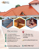 New Album of Nick's Roof Tiling | Residential And Commercial Roofing Croydon